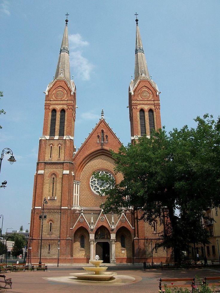 BÉKÉSCSABA.Katolikus templom