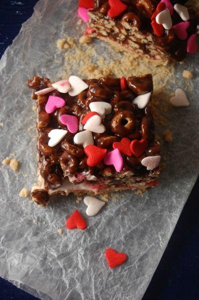 Chocolate Cereal Marshmallow Bars - Barras de Cereal y Malvaviscos con Chocolate