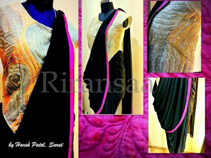 Drapes by Riransaa, Surat