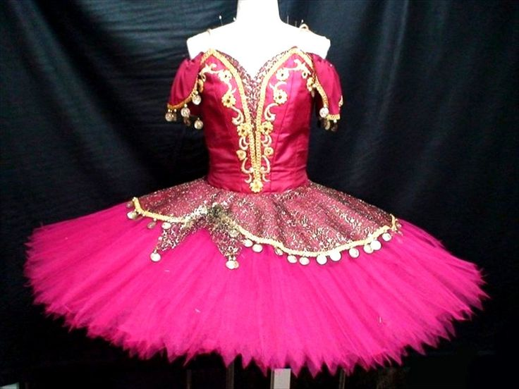 Exclusive 2016/17 creation for the role of Esmeralda. This bell-shaped tutu is a…