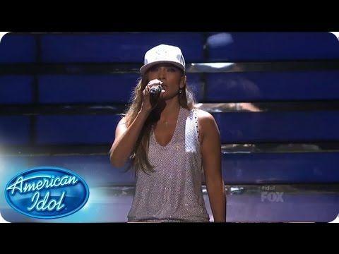 Jennifer Lopez's Finale Performance - Top 2 Results - AMERICAN IDOL SEASON 11 - YouTube