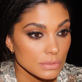 Rachel Roy's Makeup