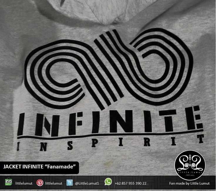 Jacket - INFINITE (Size: XXL) Misty