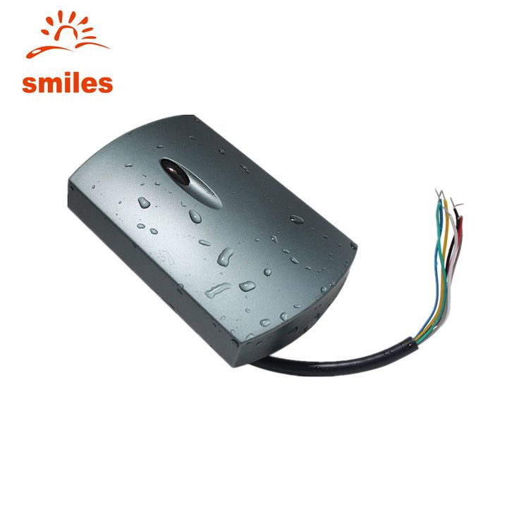 Proximity RFID Smart EM ID Card Reader Wiegand26/34 for Access Control System
