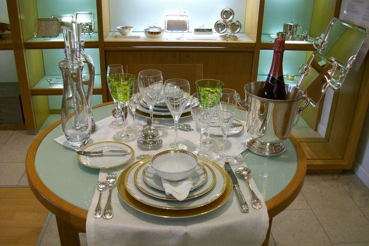 37 Best Table Settings Images On Pinterest Table