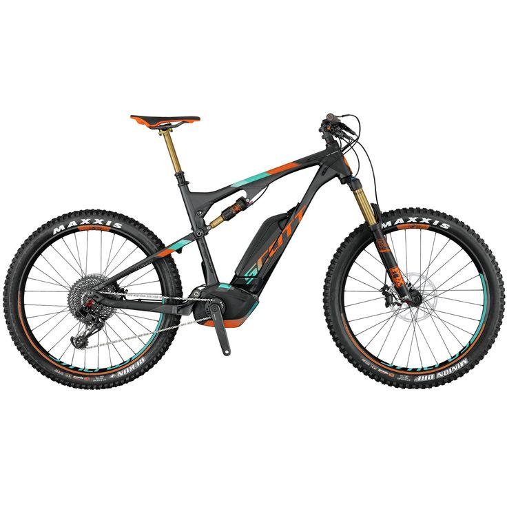 SCOTT Sports - Vélo SCOTT E-Genius 700 Plus Tuned