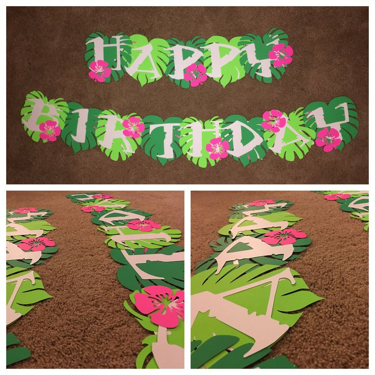 Moana or Maui Celebration Banner (Disney, Party, Maui Party, Decorations, Luau, Party Ideas, Hawaiian Party, Designs With Detail) - Starting at $18 ...