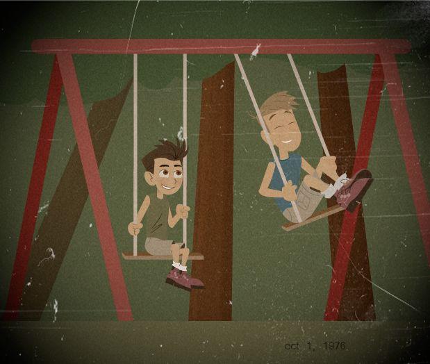 Chris Kratt, Martin Kratt - Memories 3 by RicoRob.deviantart.com on @deviantART