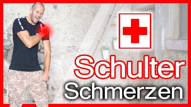 Übungen gegen Schulterschmerzen - Impingement Syndrom behandeln - Schnel...