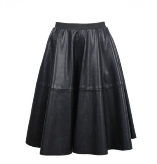 Love, love, love this leathertte midi skirt. The perfect skirt for your winter wardrobe. Found at Decjuba.