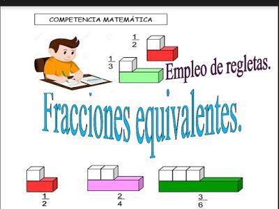 Ejercicios para Aprender Fácil las Fracciones Equivalentes