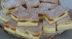 Najúžasnejší tvarohový koláč aký ste kedy jedli-500 g hl.múka 200 g pr.cukor 250 g maslo 200 ml kyslá smotana 2 vajíčka 1 kypriaci prášok do pečiva vanilka citr.kôra     Plnka:  tvaroh z Lidla vedierkový – 500 g, kyslá smotana- 500 ml. /červená z Lidla/ cukor podľa chuti 4 žĺtka 4  bielka vyšľahať 1  puding Olle za studena vanilkový, citrónová šťava marhule