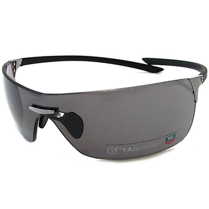 TAG Heuer 5503 Squadra Sunglasses Dark/Black 103