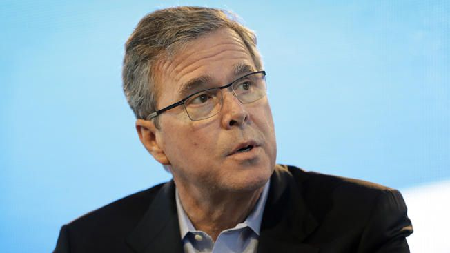 "Jeb Bush Says Hispanic ID on Voter Registration Card Was ""Mistake"" 