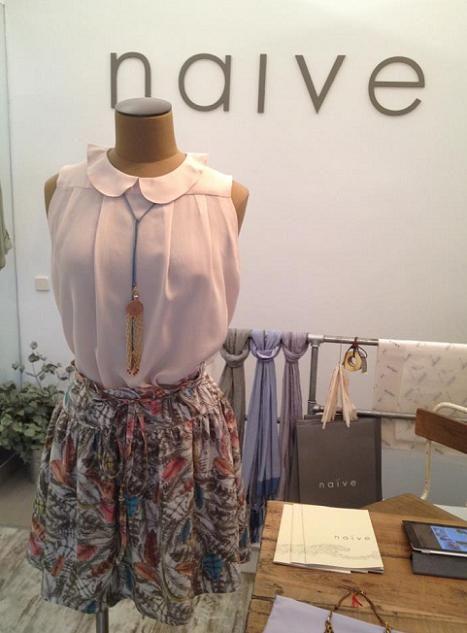 Naïve abre nueva tienda en Madrid | DolceCity.com