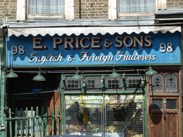 When I grow up I want to be a fruiterer.   P1110493 by victorianlondon, via Flickr: Photo