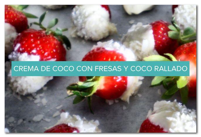Cómo hacer crema de Coco | Blog | InstaFit México