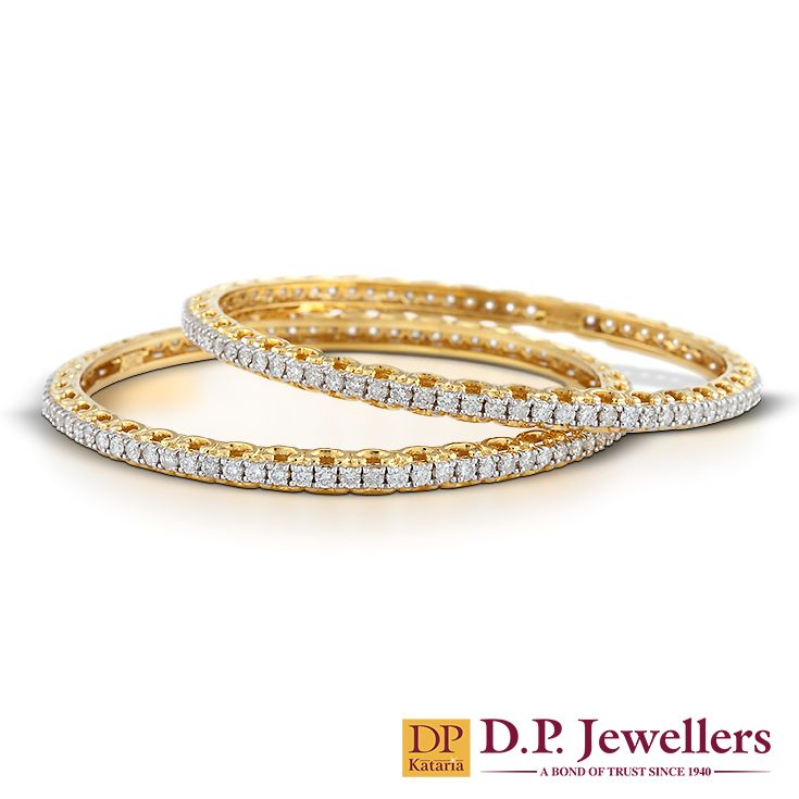 To hunt for diamond treasures is the favorite hobby of every woman.  Are you already coming to our store? #bangles #wedding #bridaljewellery #spring #collection2015 #trends2015 #ruby #diamondjewellery #bracelets #springwedding #love #ratlam #indore #udaipur