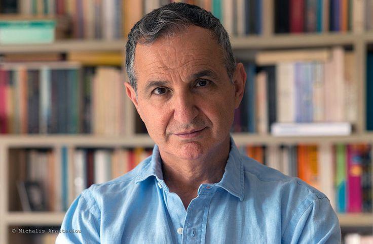 Θεόδωρος Γρηγοριάδης, συγγραφέας, μιλάει στον Διονύση Λεϊμονή