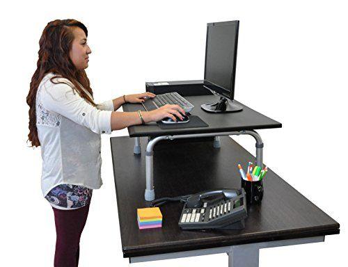 25 Best Sit To Standing Desks Images On Pinterest Standing Desks