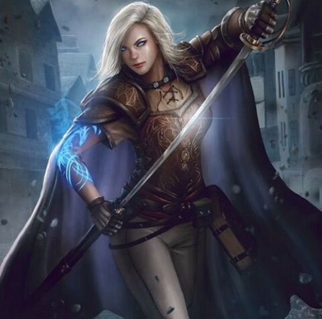 Aelin with wyrdmarks -Throne of glass by Sarah j Mass