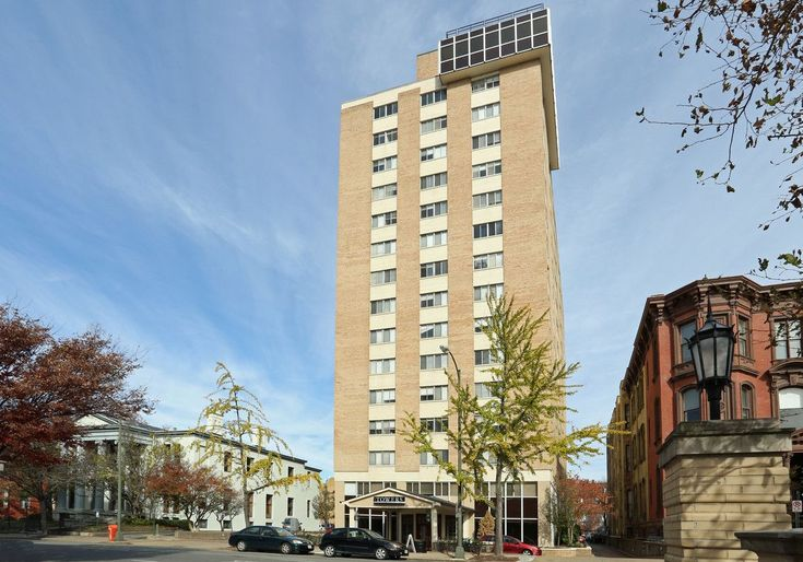 Central Virginia apartment towers sell for 23.5 million