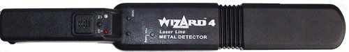 Product review for Lumber Wizard 4 Laser Line Metal Detector Wand. The New 2011 Lumber Wizard 4 Laser Line is the latest version of Wizard Industries flagship woodworking metal detector. A powerful precision handheld metal detector designed specifically for woodworkers, it helps detect small metal objects hidden inside new or used lumber. The new version...