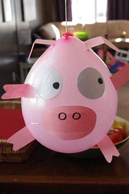 Wooloo | Ballons décorés, version Pâques