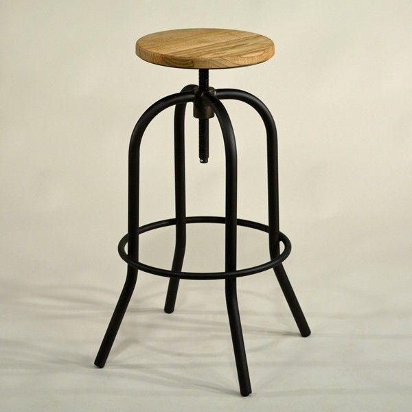 87 besten barhocker bar stools bilder auf pinterest for Barhocker mit ledersitz