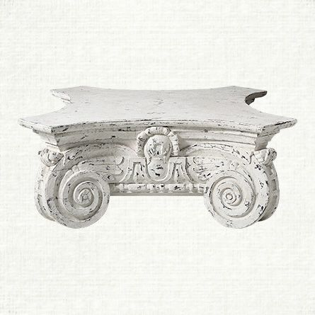 Cullen Collection at Arhaus. Greek Inspired Decor // Coffee Table