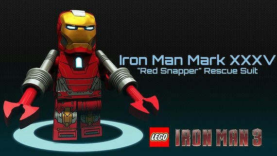 17 best images about cool stuf on pinterest dragon art - Iron man 3 lego ...