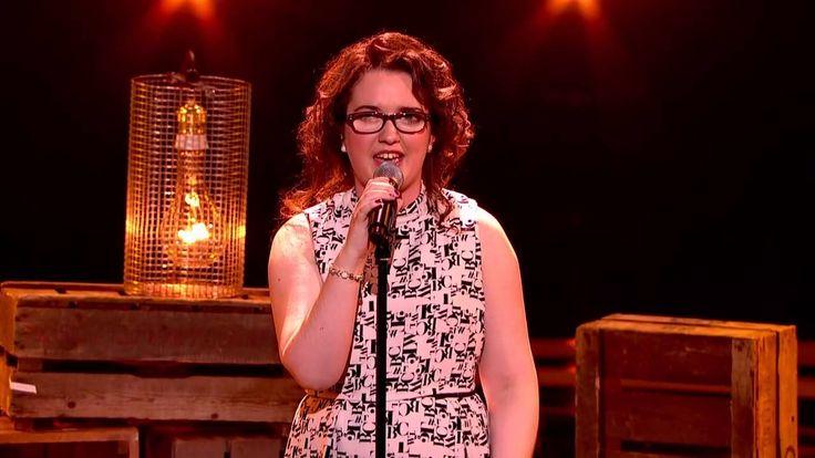 "Andrea Begley - ""Ho Hey""  The Voice U.K Quarter Finals [HD]"