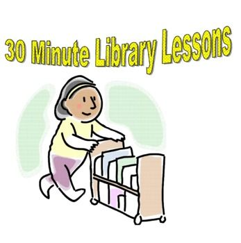 $1 - 30 Minute Library Lessons:  What Am I? Genre Identification