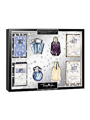 Thierry Mugler MUGLER Deluxe Coffret of Minatures Perfume Set - No Col