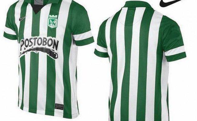 Posible nueva camiseta del Nacional para el próximo año.