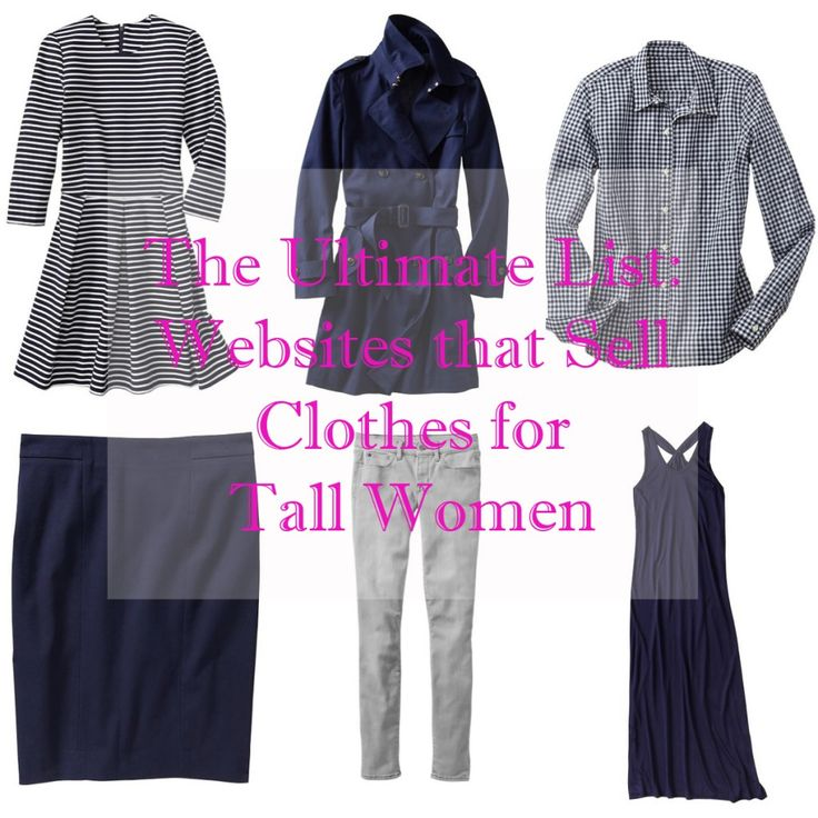 Tall womens clothing catalogs