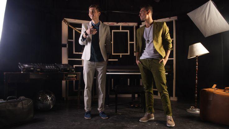Behind the scene - Codrin Roibu / Faydee and Moody