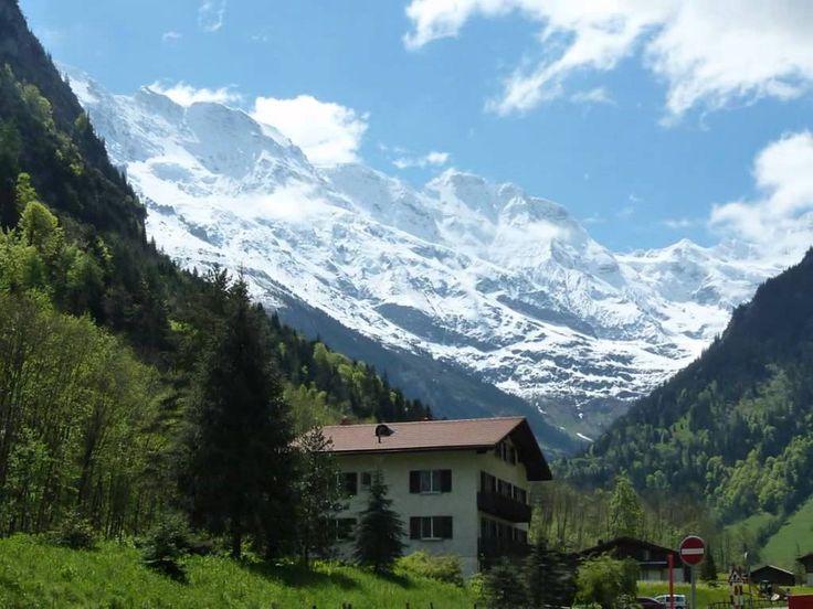 Lauterbrunenn - Alpes Suiços