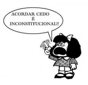 Sempre a Mafalda