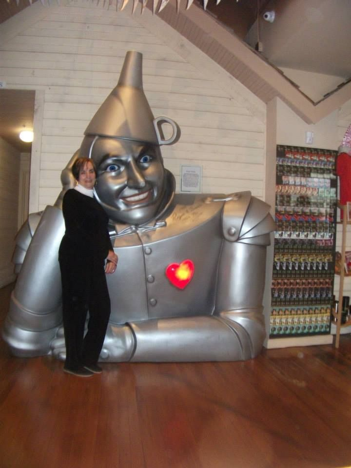Wizard of Oz Museum, i so want to go