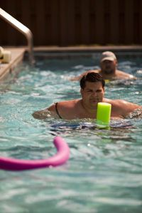Swimming for weight loss: check out this swimming workout routine
