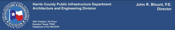 HC Hazardous Waste Material Drop Off NW Houston Public Infrastructure Department, Harris County, Texas