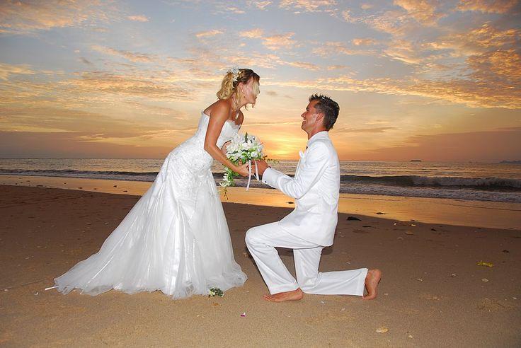 Bali Sunset Weddings Ceremony