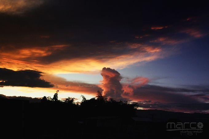 "Photo ""atardecer"" by mahecar"