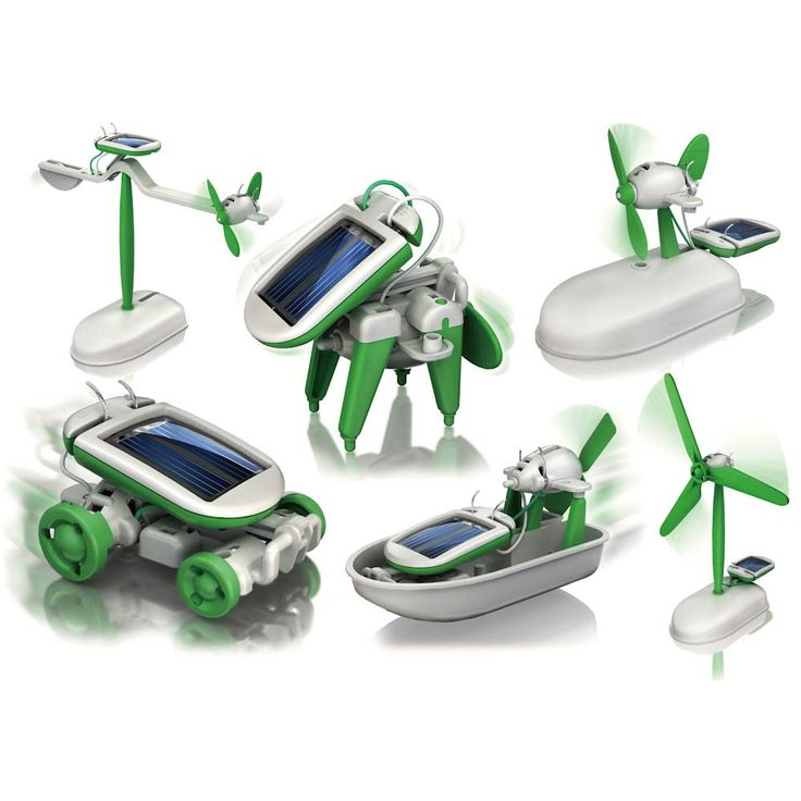 6 in 1 Solar Kit- great gift for men to muck around with. Easy to build 6 robotics powered by the sun :) perfect stocking filler x