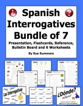 2178 best images about SPANISH on Pinterest   Spanish, Crossword ...