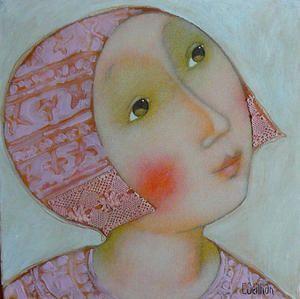 En me promenant sur le blog d' Oursonne , J'ai découvert les attachantes peintures de Cécile Veilhan Des femmes tendresse, lumineuses, des femmes aimantes, amantes, des enfants... Voilà l'univers merveilleux de Cécile. Bref, je suis sous le charme ! Cécile...