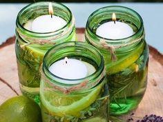 Cómo hacer velas líquidas y sólidas para ahuyentar mosquitos - Taringa!