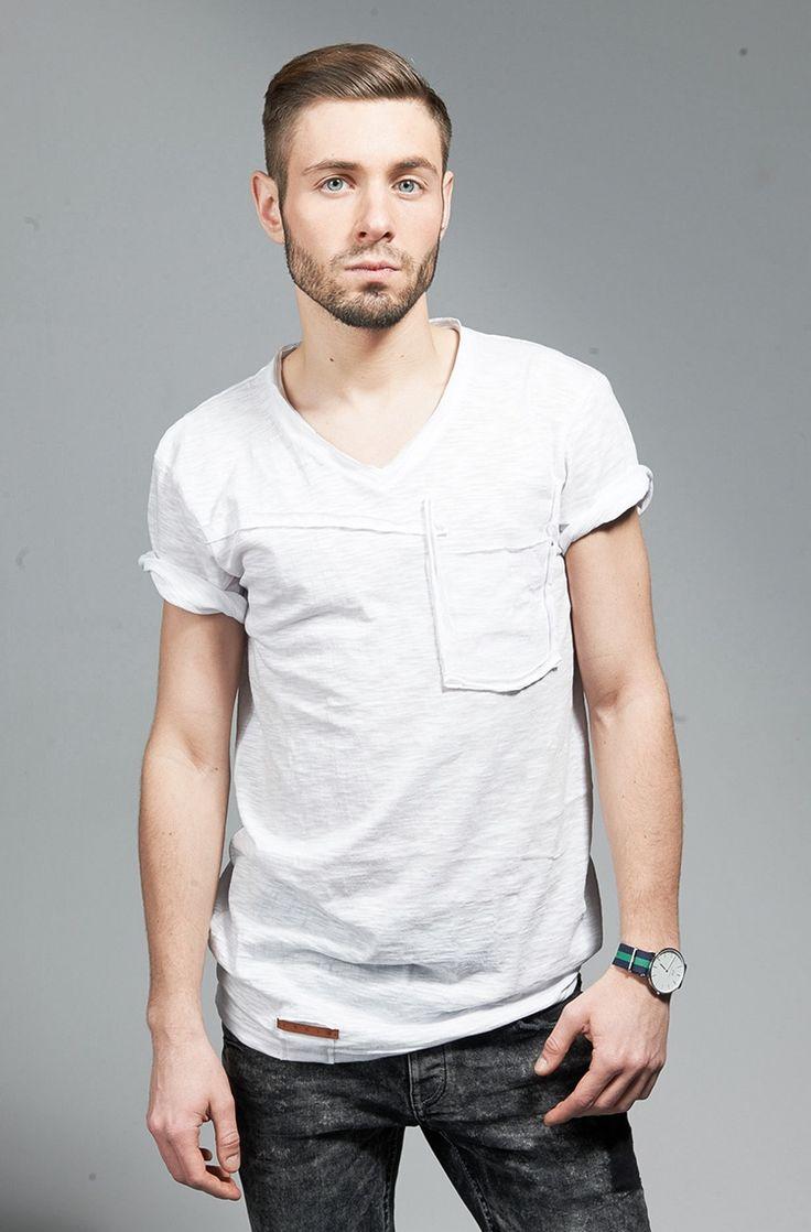 T-shirt, moda męska, modomen,  ChoSo - casualowa moda dla mężczyzn