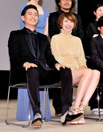 Are Nagasawa Masami & Iseya Yusuke in a relationship?